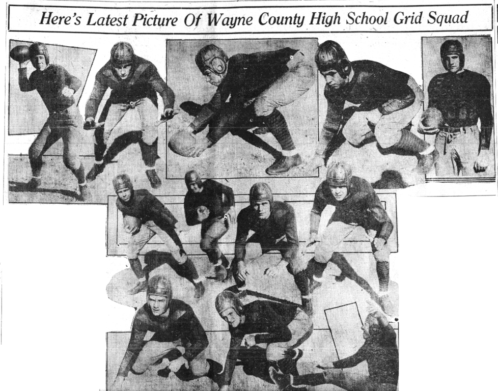 Old Newspaper Articles 1930